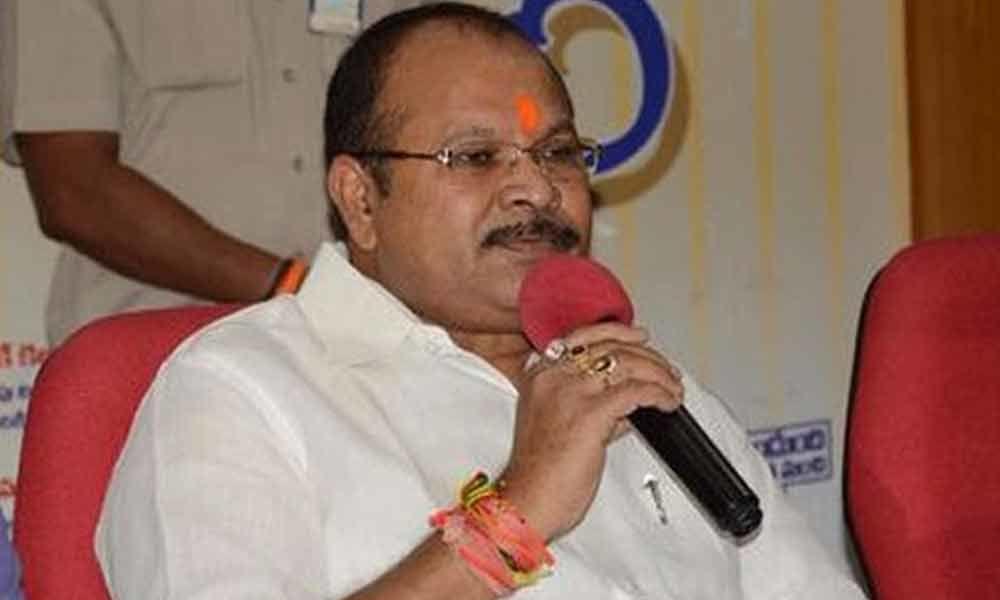 Kanna Lakshminarayana welcomes TDP MP