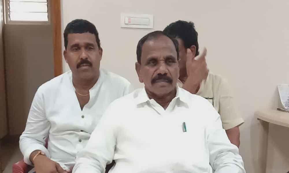 KLIP a major step towards Bangaru Telangana: MLA Kale Yadaiah