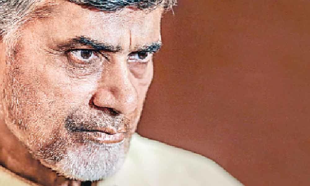 Naidu stares at biggest crisis of his political career