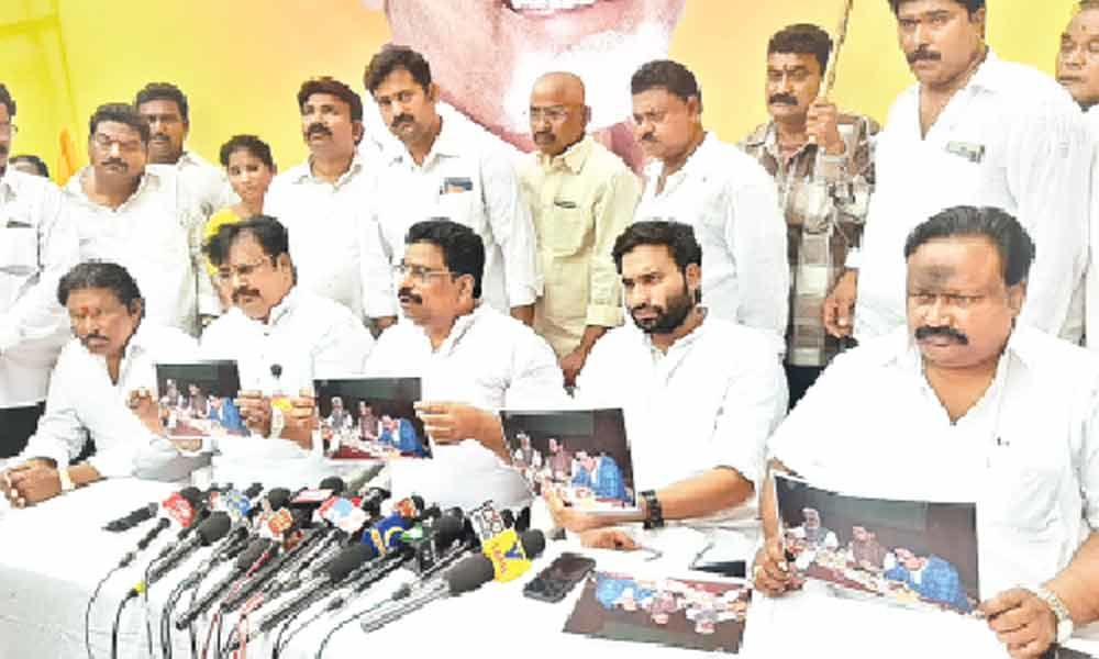 YLP threatened me to join BJP, alleges Venkanna