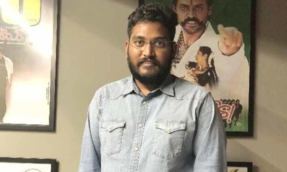 C/o Kancherapalem director announces his new film