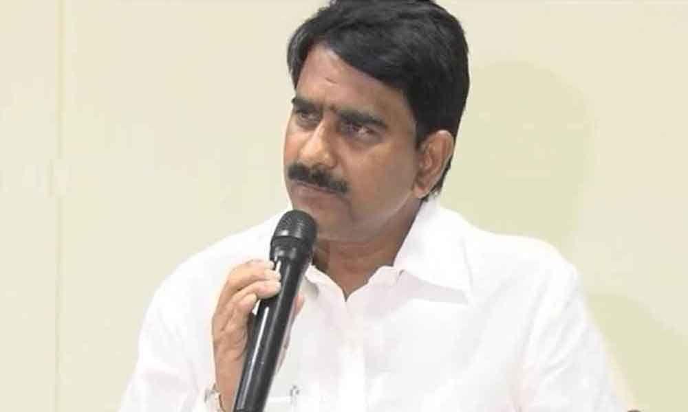 TDP leader Devineni Uma comments on Polavaram project