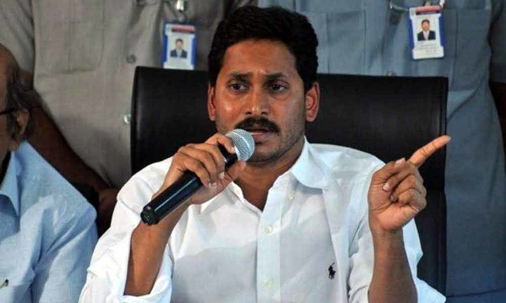 YS Jagan instructs officials to submit report on project wise in 15 days