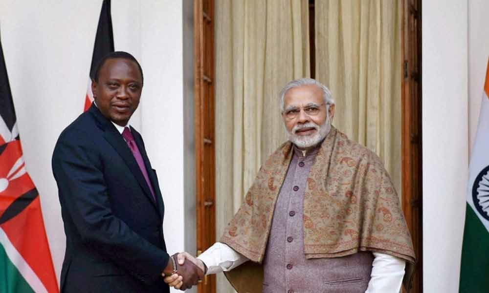 Kenyan textile unit revived with USD 29.95 million credit from India