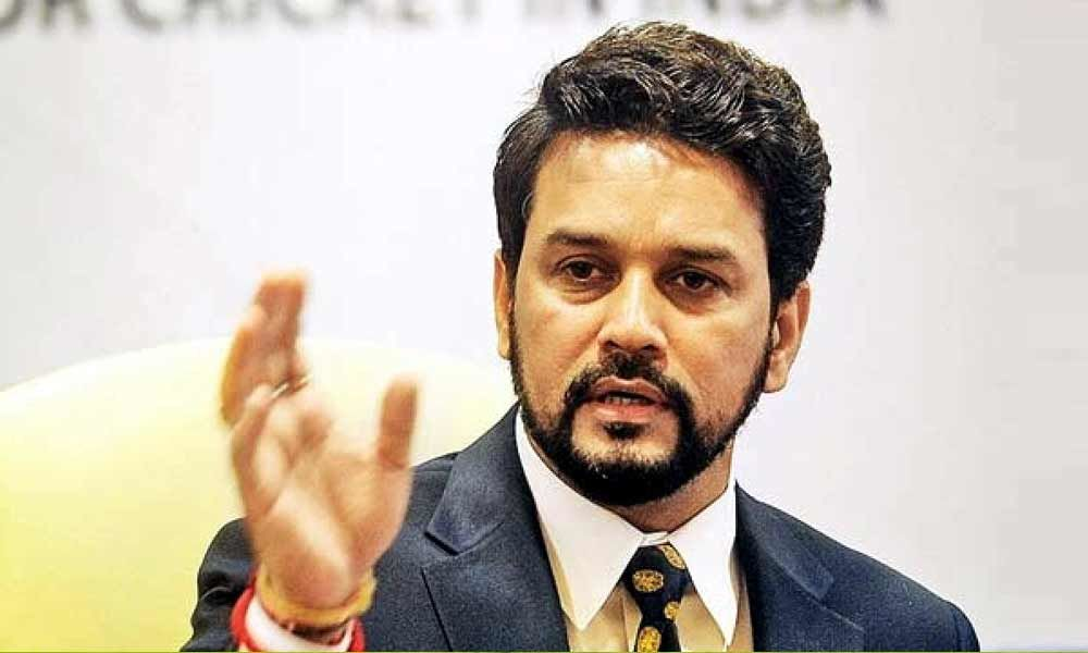 Anurag Thakur appeals to Rajnath not to shift army command from Shimla