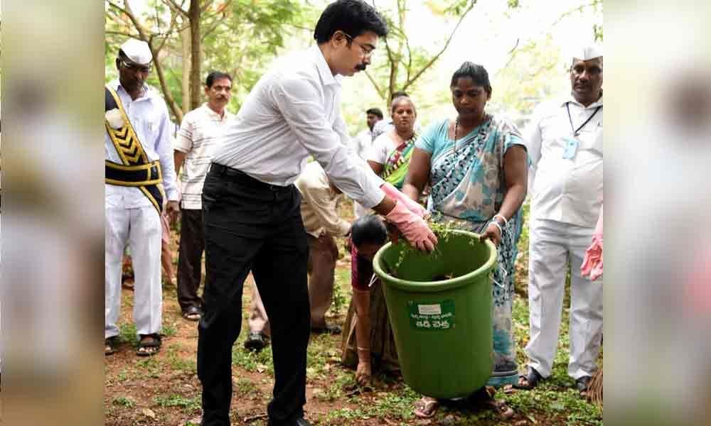Clean & Green observed in East Godavari