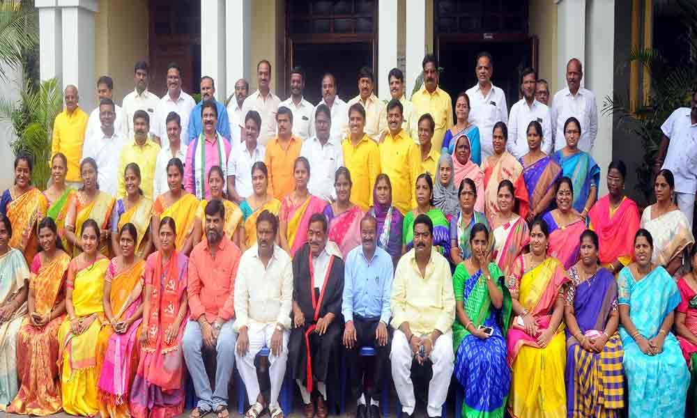 Differences among TDP corporators come to fore