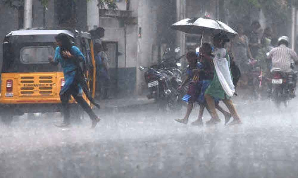 Heavy rains bring respite to drought-hit Chennai