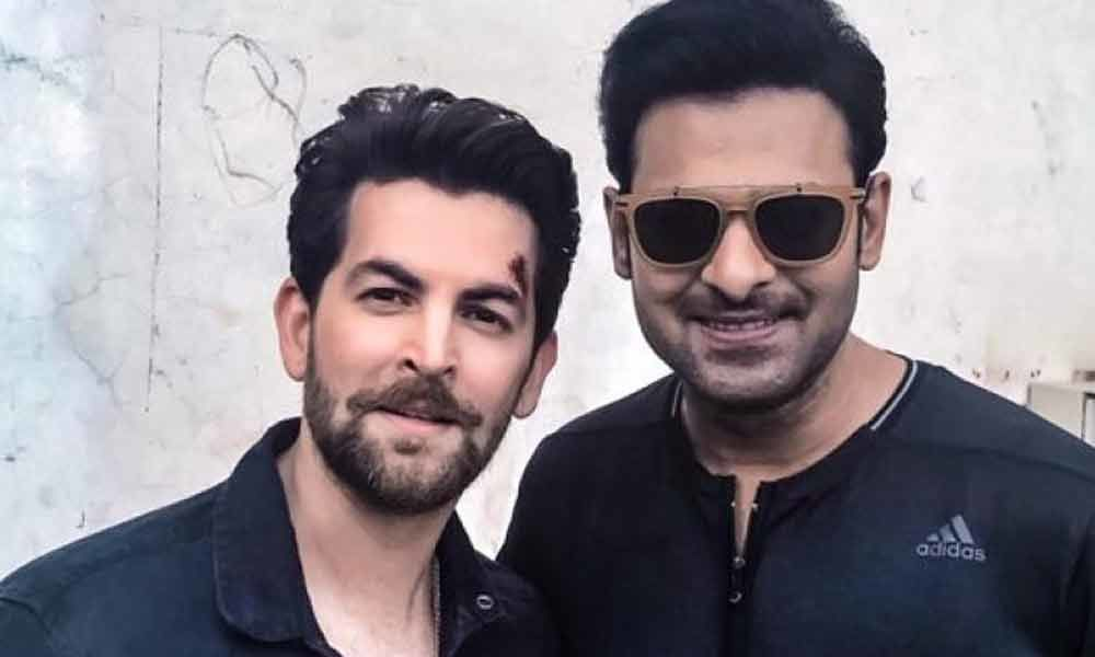 Neil Nitin Mukesh signed Saaho before Baahubali released
