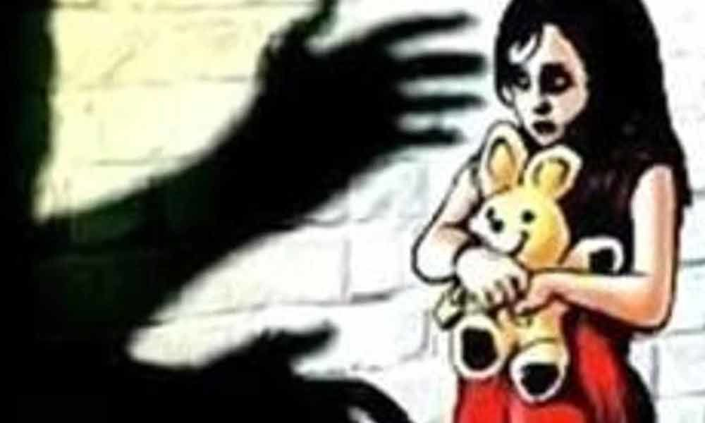 Minor girl allegedly raped for 5 days in Ongole