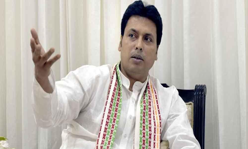 Smart City, Green Agartala projects to go hand-in-hand: Tripura CM Biplab Kumar Deb