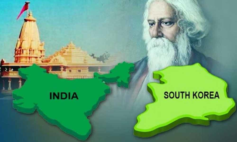 From Tagore to Ayodhya, South Korea shares deep Indian links