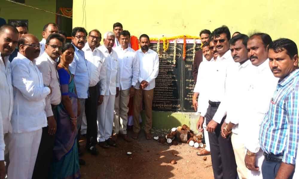 TS Govt schools getting all amenities: Vivekananda