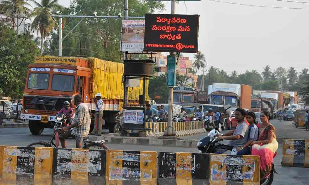 Accidents increase on NH-16, 216