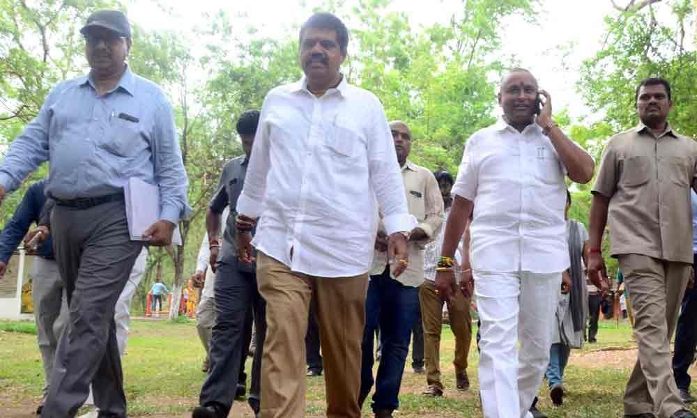 TDP neglected Bhavani island development: Avanti Srinivas