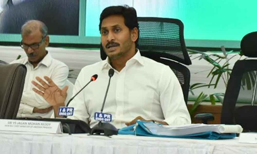 CM YS Jagan to distribute 25 lakh house pattas
