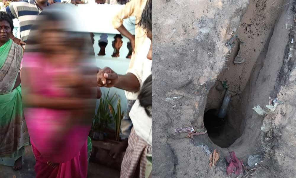 Two drown in borewell, one rescued in Nellore