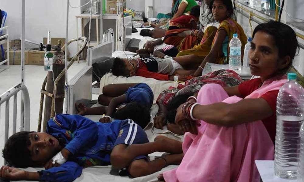Encephalitis death toll reaches 152 after 2 more kids die in Muzaffarpur
