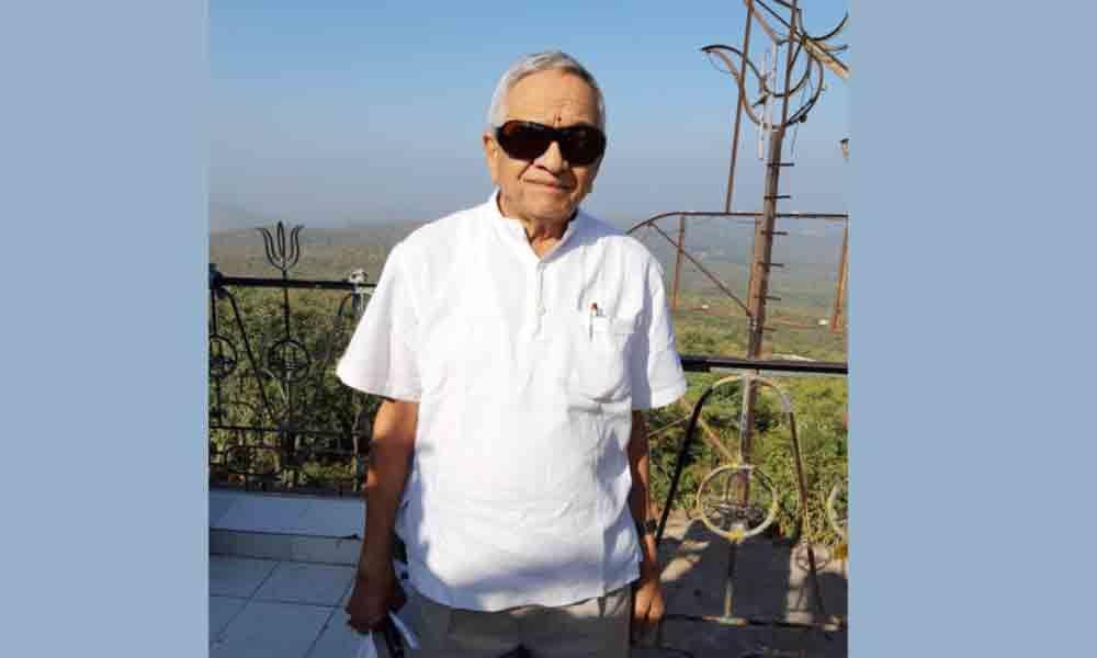 Demolition of buildings no solution: Dr Jandhyala