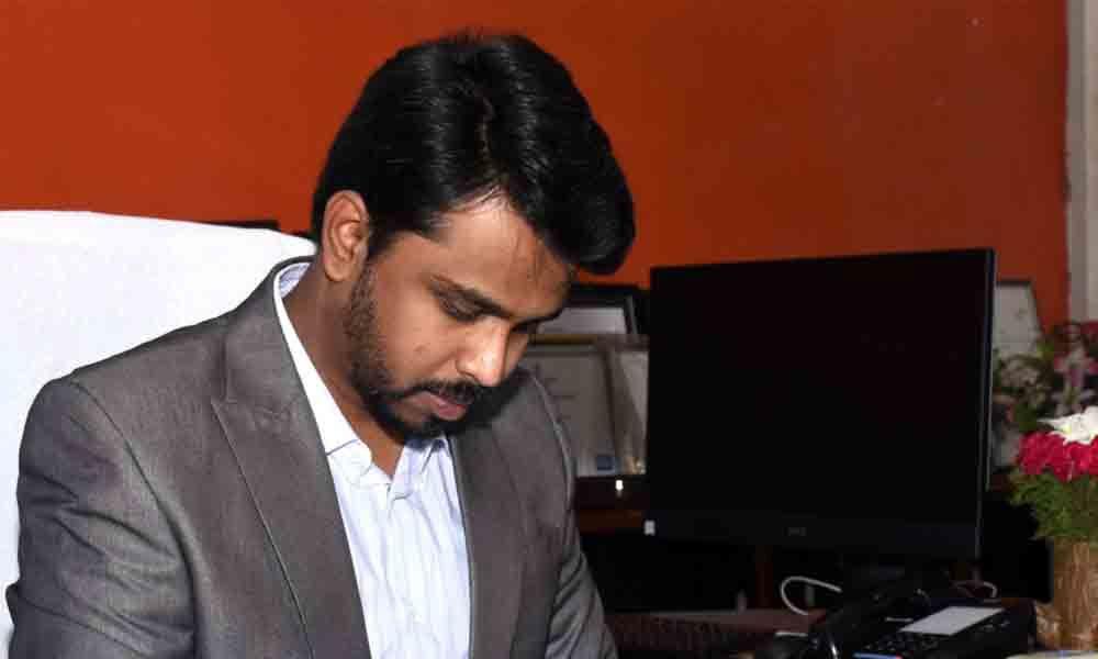Vijayawada: New civic chief priorities garbage, traffic woes