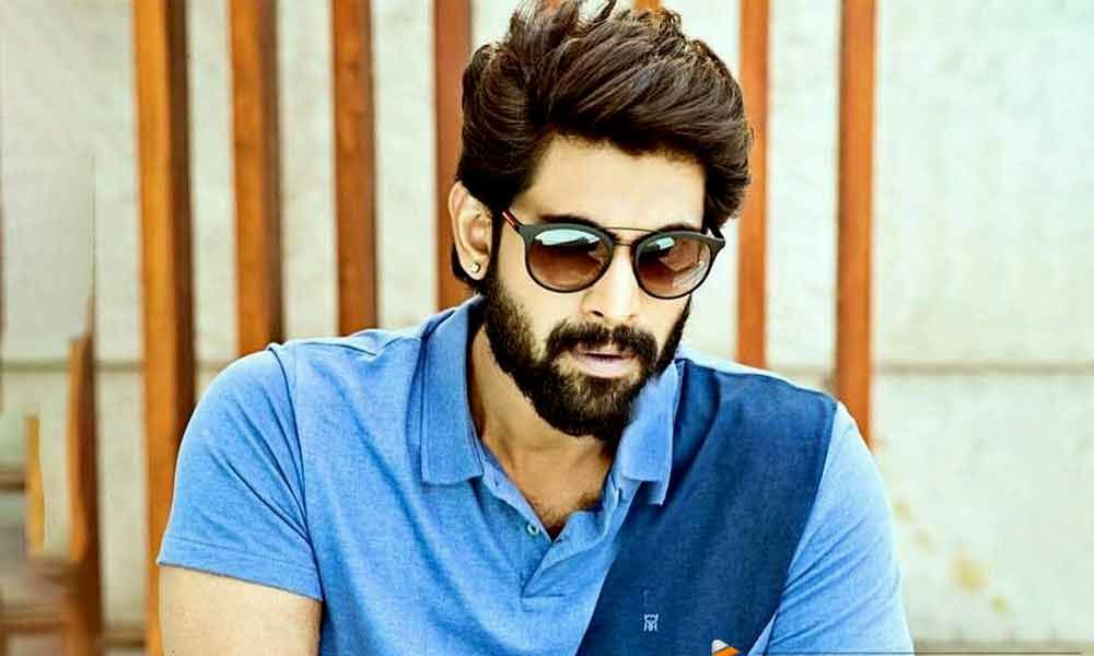 Daggubati hero signs a multistarrer in Bollywood