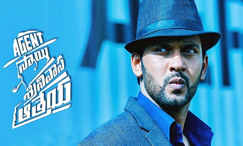 Agent Sai Srinivasa Athreya 6 Days Collections Report