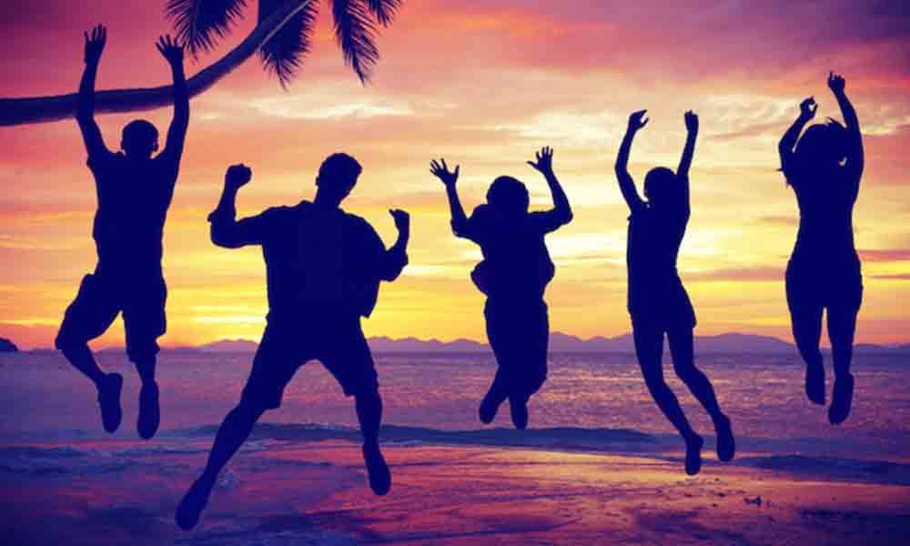 Gaya Hidup Sederhana dengan menikmati semua kehidupan