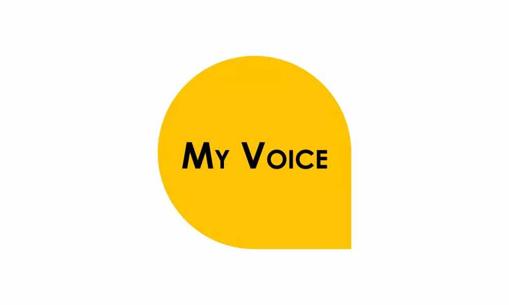 MyVoice is to lift up the voices and experiences