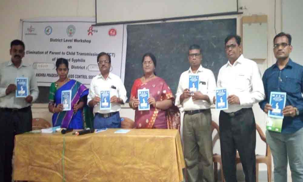 Call to bring down HIV/syphilis prevalence by 50% in Chittoor