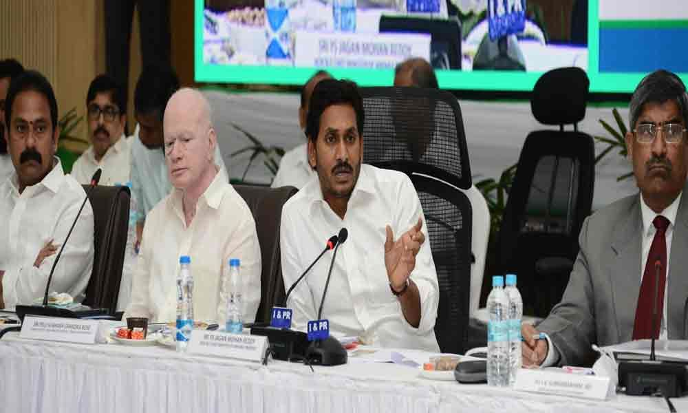 Convene a meet to address traffic woes in Vijayawada:Chief Minister  to officials