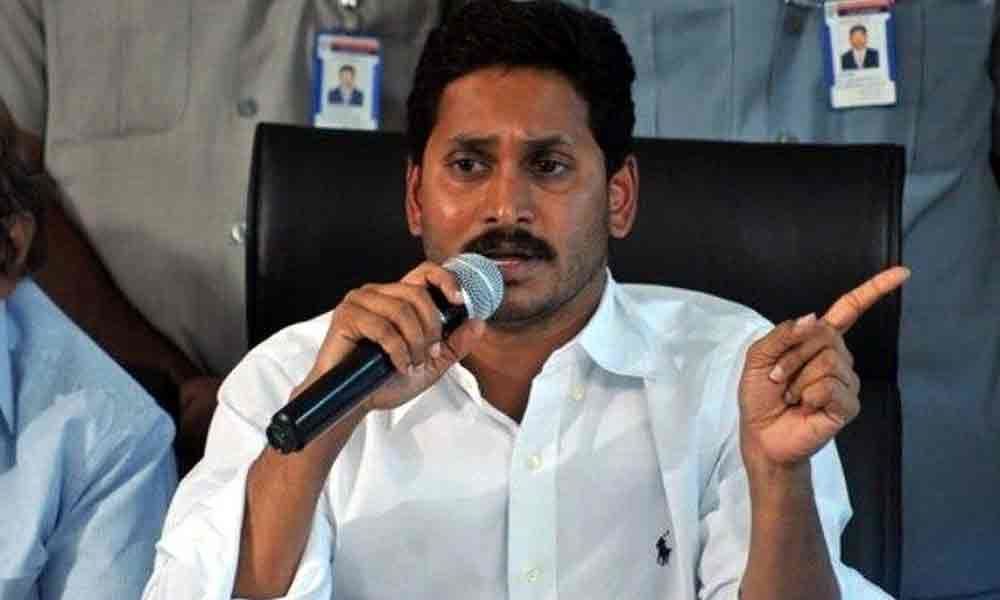 Jagan Mohan Reddy to clear file to fill up posts in Ministers peshis within 2 days