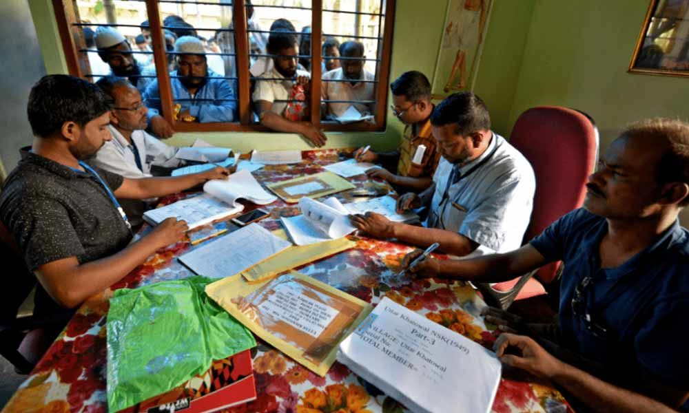 Additional exclusion list to draft NRC published in Assam