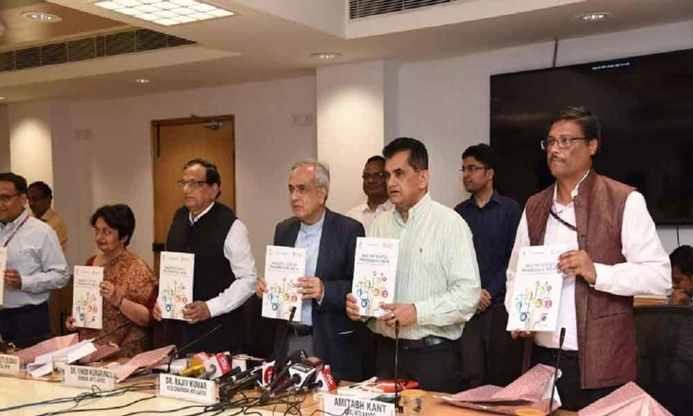 NITI Aayog Health Index: Andhra Pradesh ranked second