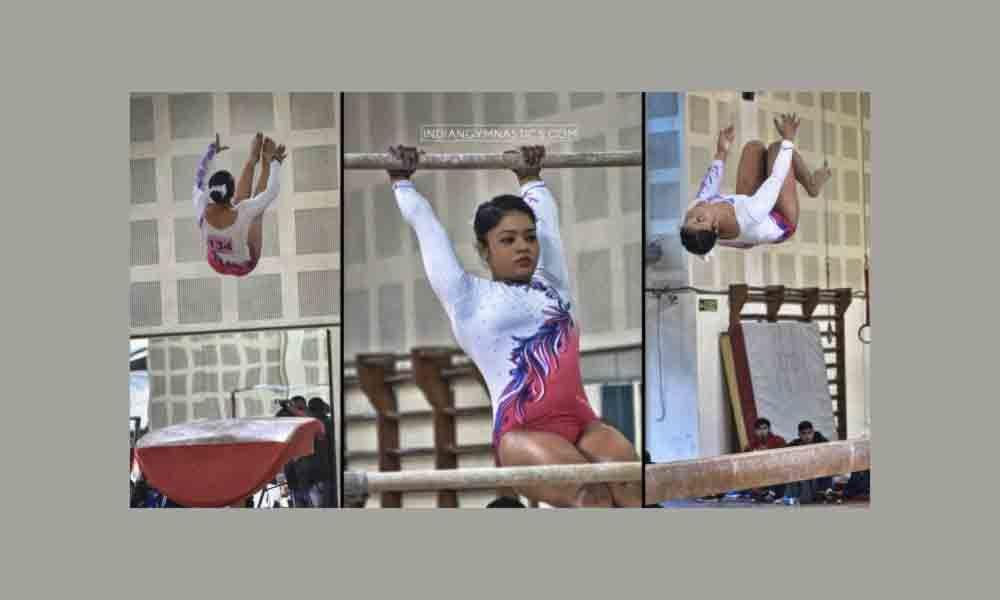 New Delhi: Gymnast Pranati eyeing good show in World Championships