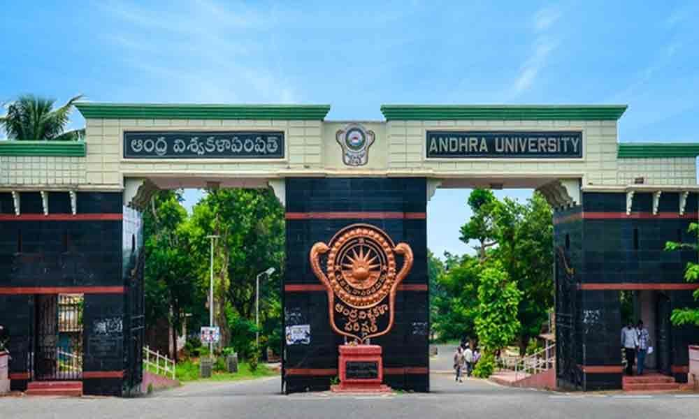 Andhra University inks MoU with Blekinge Institute of Technology