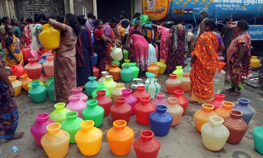 Parched Chennai: an eyeopener to all