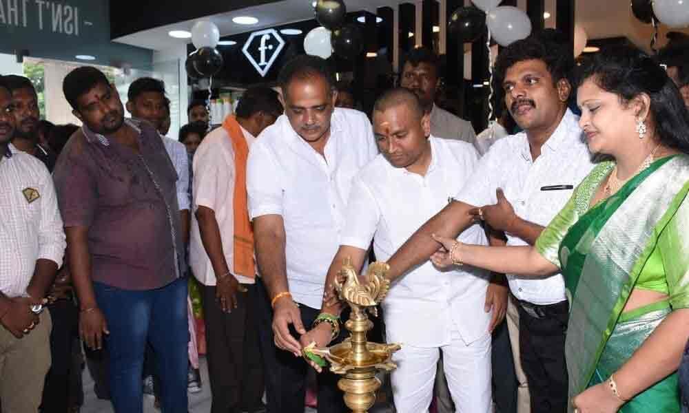 Fashion TVs F-Salon launched: Vellampalli Srinivas