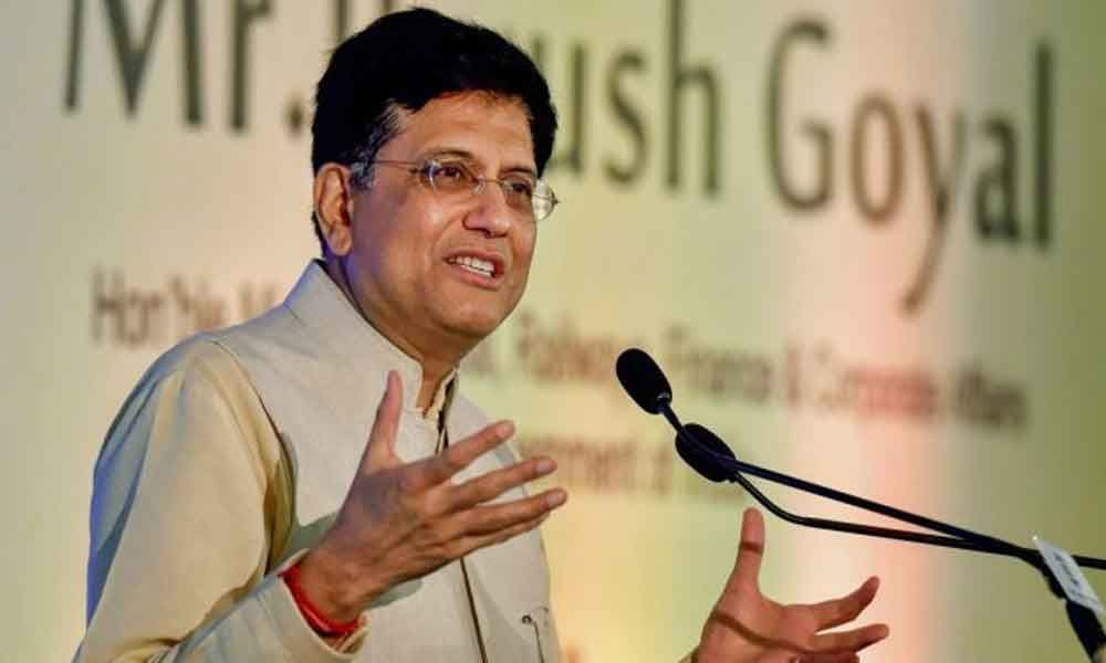 India wont bargain national interest in trade talks with US: Piyush Goyal