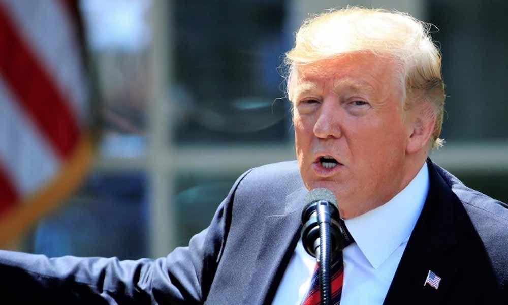 We must sue Facebook, Google: Donald Trump