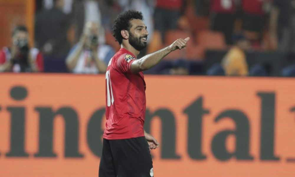 Salah sends Egypt into Africa Cup of Nations last 16