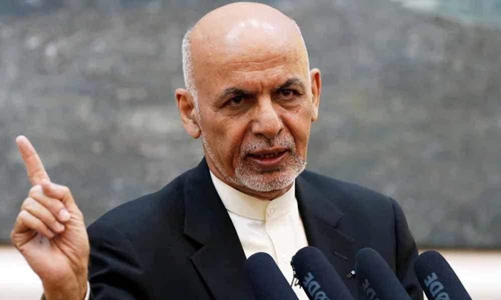 Afghanistan President Ashraf Ghani arrives in Pakistan, to focus on strengthening bilateral ties