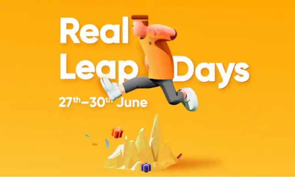 Realme - Real Leap Days Sale