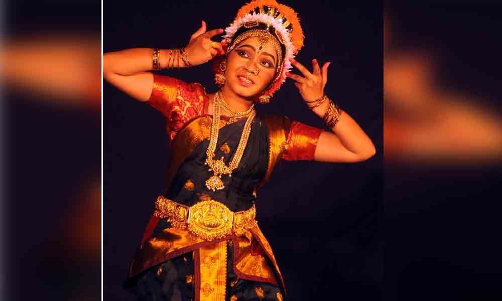 Natya Tarangini captivates audience Government Music and Dance College