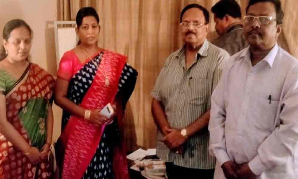 Plea to establish home for children: T Vanitha