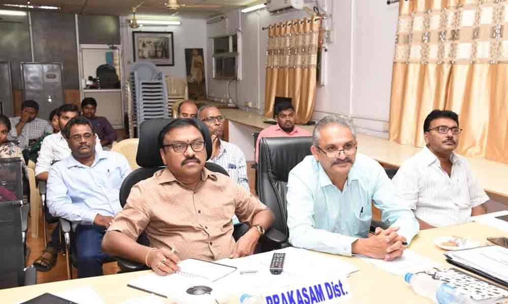 Create awareness on rainwater conservation, officials told Collector