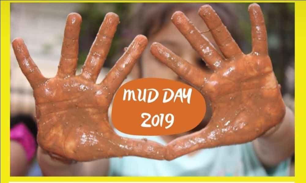 Magic of Mud, a workshop for kids at Phoenix Arena