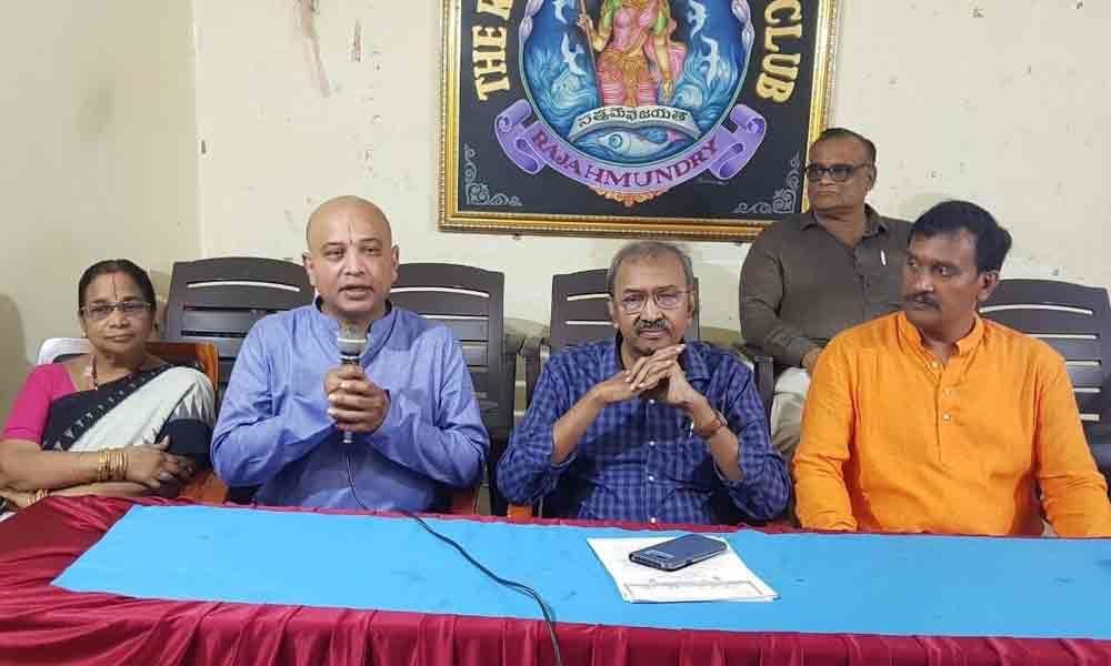 Surya Namaskara Yagnam on June 30