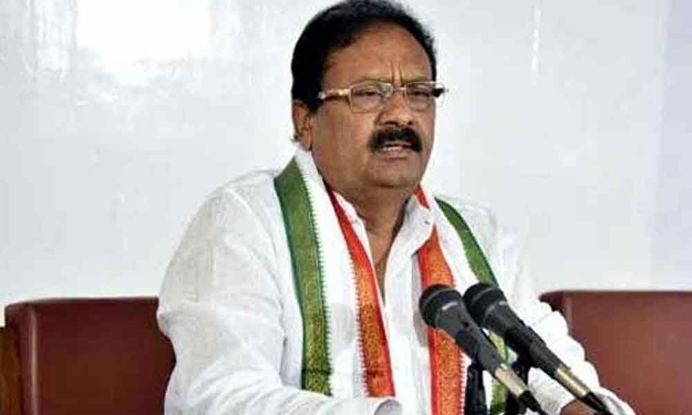 Protect places of worship in Secretariat: Shabbir to KCR
