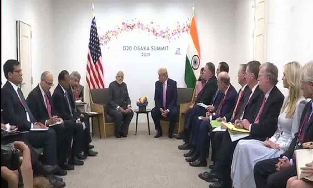 G-20 Summit: Iran, 5G, defence among top agendas for Modi-Trump meet