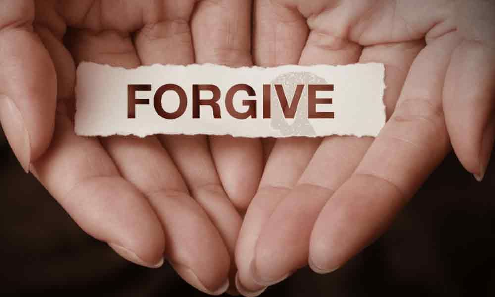 Forgiving Friday: Forgive those you know and those you dont
